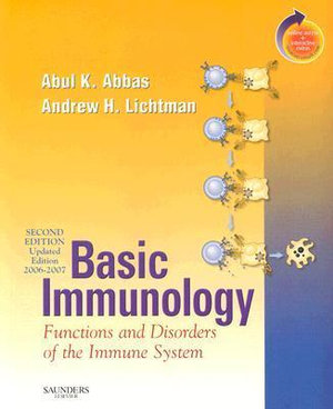 Cover of Basic immunology