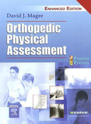 Cover of Orthopedic Physical Assessment