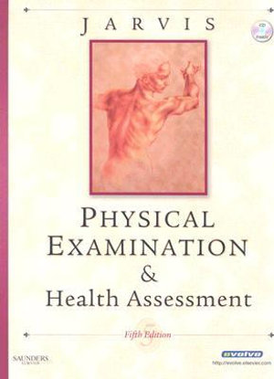 Cover of Physical Examination and Health Assessment