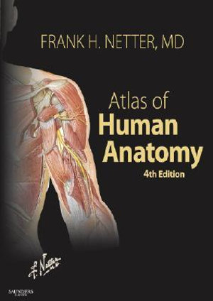 Cover of Atlas of human anatomy