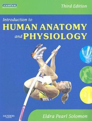 Cover of Introduction to Human Anatomy and Physiology 3E