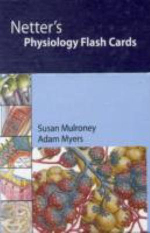 Cover of Netter's Physiology Flash Cards