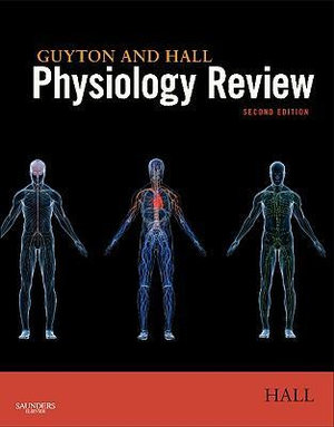 Cover of Guyton & Hall Physiology Review