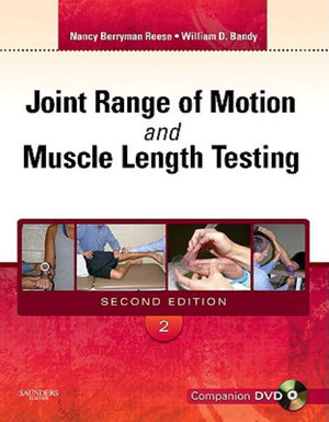 Cover of Joint Range of Motion and Muscle Length Testing
