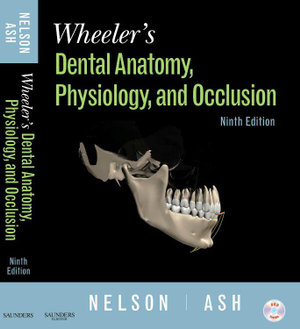 Cover of Wheeler's Dental Anatomy, Physiology, and Occlusion