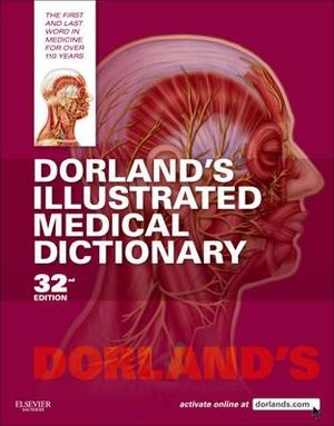 Cover of Dorland's Illustrated Medical Dictionary32