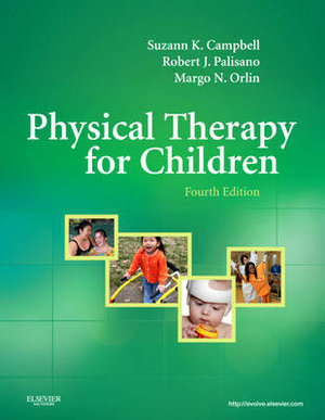 Cover of Physical Therapy for Children