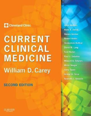 Cover of Current Clinical Medicine