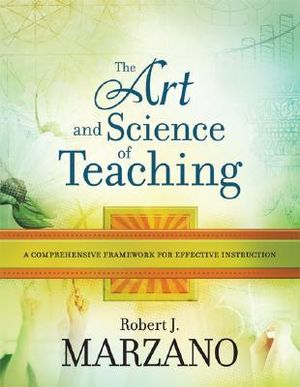 Cover of The Art and Science of Teaching