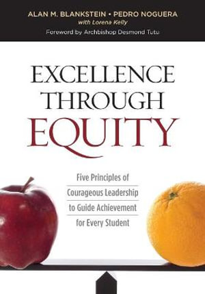 Cover of Excellence Through Equity