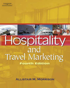 Cover of Hospitality and Travel Marketing