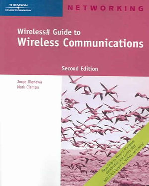 Cover of CWNA Guide to Wireless LANs