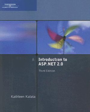 Cover of Introduction to ASP.NET 2.0
