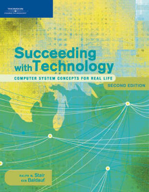Cover of Succeeding with Technology