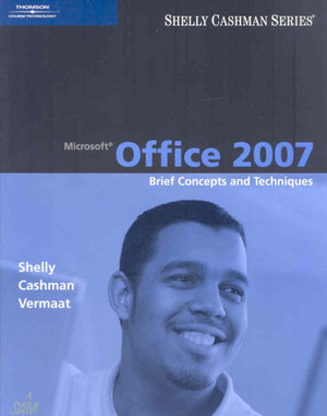 Cover of Microsoft Office 2007: Brief Concepts and Techniques