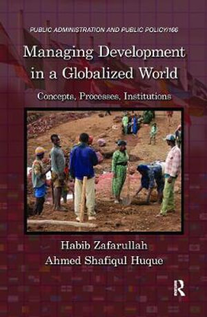 Cover of Managing Development in a Globalized World