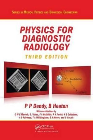 Cover of Physics for Diagnostic Radiology, Third Edition