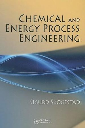 Cover of Chemical and Energy Process Engineering