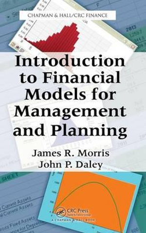 Cover of Introduction to Financial Models for Management and Planning