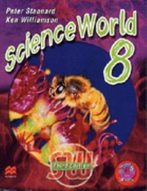 Cover of Scienceworld 8