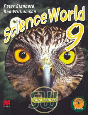 Cover of Scienceworld 9 Third Edition