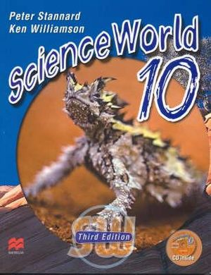 Cover of ScienceWorld 10