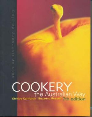 Cover of Cookery the Australian Way