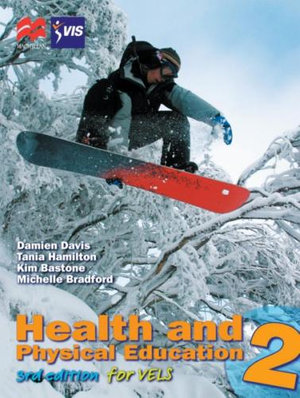 Cover of Health and Physical Education