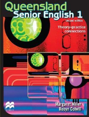 Cover of Queensland Senior English 1