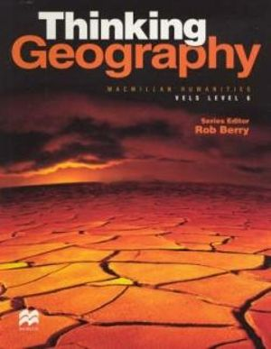 Cover of Thinking Geography