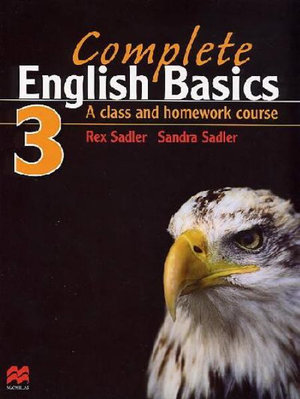Cover of Complete English Basics 3