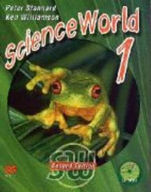 Cover of ScienceWorld Book 1 plus CD