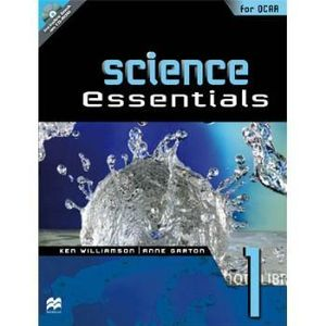 Cover of Science Essentials 1 for QCAR