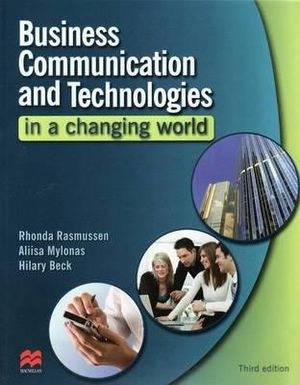 Cover of Business Communication and Technologies in a Changing World
