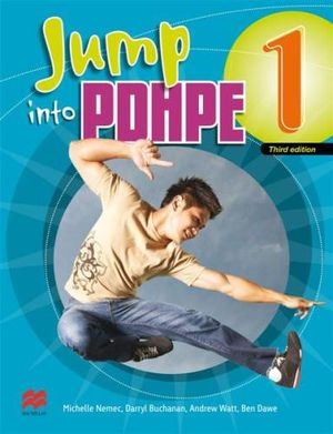 Cover of Jump into PDHPE Book 1