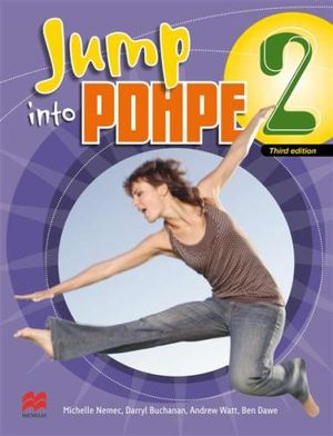 Cover of Jump into PDHPE Book 2