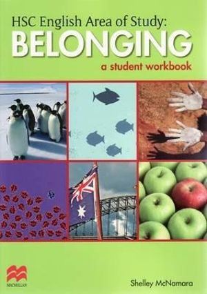 Cover of HSC Area of Study: Belonging