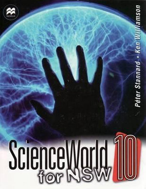 Cover of Science World for NSW.
