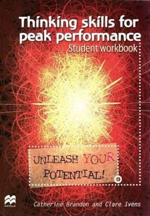 Cover of Thinking Skills for Peak Performance