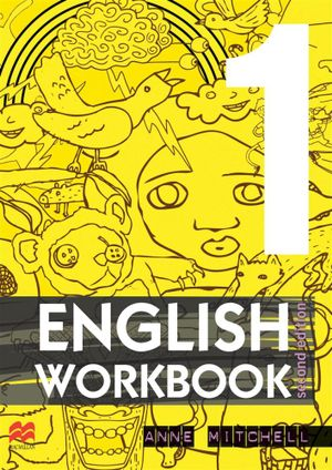 Cover of English Workbook