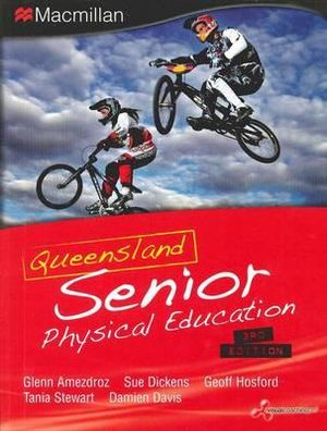 Cover of Queensland Senior Physical Education