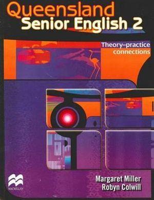 Cover of Queensland Senior English Book 2 plus CD