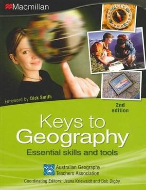 Cover of Keys to Geography: Essential Skills and Tools