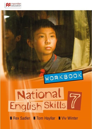 Cover of National English Skills 7