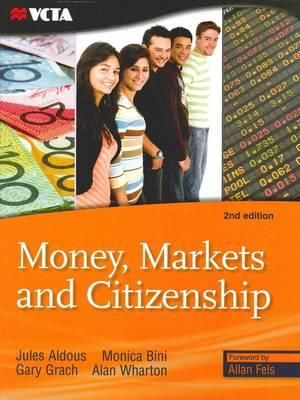 Cover of Money, Markets and Citizenship