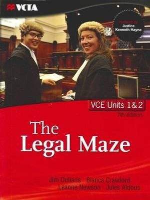 Cover of The Legal Maze
