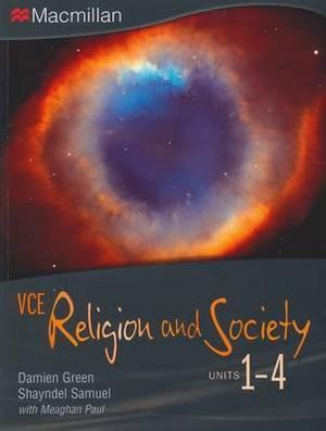 Cover of VCE Religion and Society