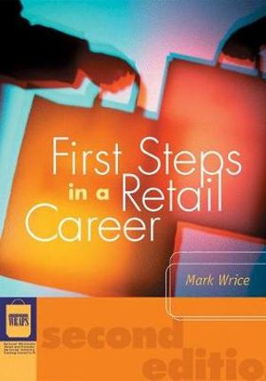 Cover of First Steps in a Retail Career