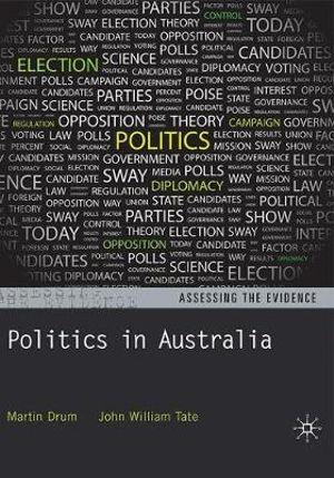 Cover of Politics in Australia