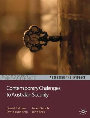 Cover of Contemporary Challenges to Australian Security